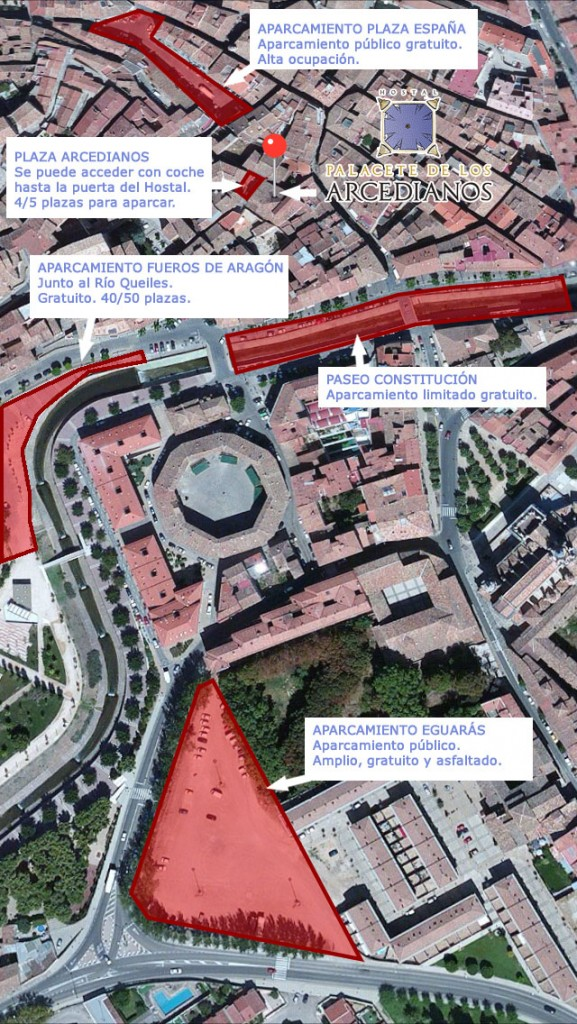Mapa-parking